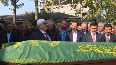 Hasan Türkmen son yolculuğuna uğurlandı - İZMİR