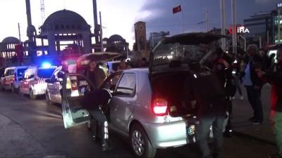 İstanbul'da 'Türkiye Güven Huzur 8' uygulaması yapıldı