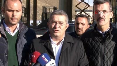 Kapıköy Gümrük Kapısı Aralık ayında hizmete açılacak