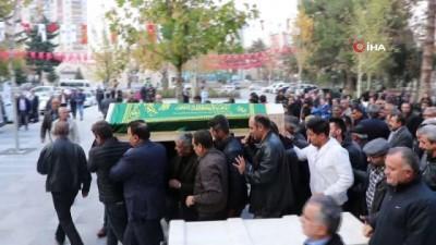 Kaymakamlıkta intihar eden polis son yolculuğuna uğurlandı