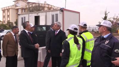 Kırıkkale'de bu yıl 140 bin araç denetlendi