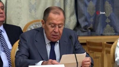 """hukumet -  - Lavrov: """"Deaş Afganistan'ı Köprü Olarak Kullanmayı Amaçlıyor"""""""