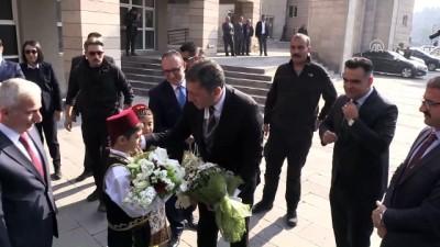 Milli Eğitim Bakanı Selçuk, valiliği ziyaret etti - KAYSERİ