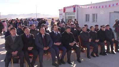 Moğolistan'ın ilk kapalı su arıtma tesisi hizmete açıldı - ULANBATOR