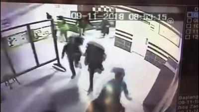 Okula giren pitbul polis ekiplerince vuruldu - KOCAELİ