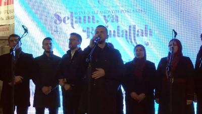 sahit - 'Selam ya Resulallah' etkinliği başladı - SARAYBOSNA