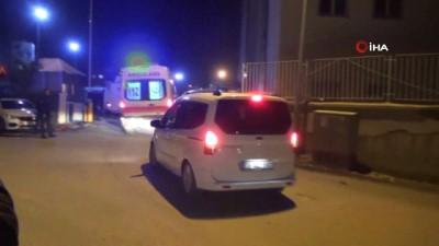 Şemdinli'de meydan gelen patlamada yaralanan askerler hastaneye kaldırıldı
