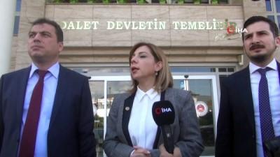 SP Milletvekili İslam'a suç duyurusu