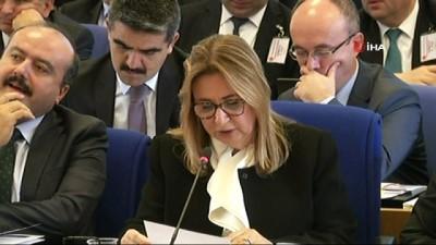 Ticaret Bakanı Ruhsar Pekcan: 'Afrin'e açılan Zeytin Dalı Gümrük Kapısı'nı 8 Kasım itibariyle faaliyete geçirdik'