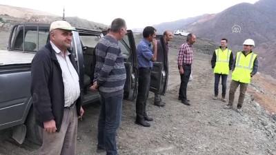 'Yeni Yusufeli' tüm hızıyla inşa ediliyor - ARTVİN