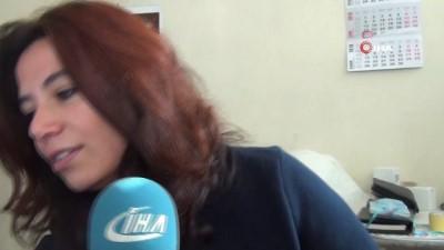Yüksek lisans tezini Kütahya'da yaşayan Suriyeliler üzerine hazırladı