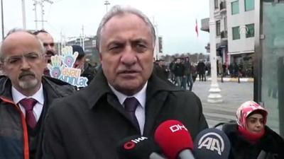 CK Enerji'den Taksim'e akülü sandalye şarj istasyonu - İSTANBUL