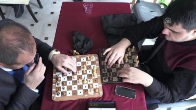Engelleri 'mat' eden turnuva - KAYSERİ
