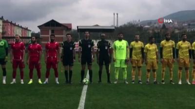 FIFA'da aday gösterilen Nijeryalı hakem, Türkiye'de amatör lig maçı yönetti