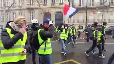 bisiklet -  - Fransa'da 129 Gösterici Gözaltına Alındı