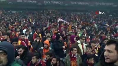Galatasaray'ın antrenmanında dünya rekoru!