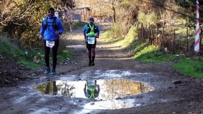 İda Ultra Maratonu başladı - BALIKESİR