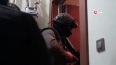 silahli teror orgutu -  İstanbul'da 3 PKK'lı tutuklandı
