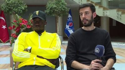 Mbaye Diagne: Türkiye'nin en iyi futbolcusu benim - İSTANBUL