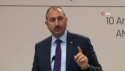 Adalet Bakanı Gül: 'Usulsüz tebligatların önüne geçeceğiz'