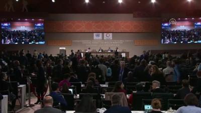 BM Küresel Göç Sözleşmesi Fas'ta imzalandı - MARAKEŞ