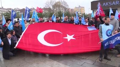 Çin'in Doğu Türkistan politikalarına tepkiler - İSTANBUL