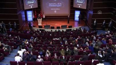 Cumhurbaşkanı Erdoğan: 'Paris'te yaşananlar karşısında kör, sağır ve dilsiz hale dönüştüler' - ANKARA