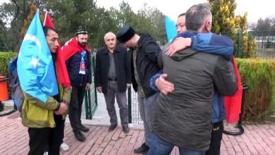 farkindalik - Doğu Türkistan için yürüyorlar - ANKARA