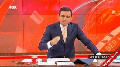 Fatih Portakal'dan canlı yayında provokasyon! Zamları protesto edin