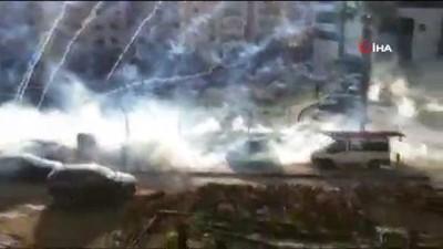 mermi -  - İsrail Askerleri Filistin Resmi Ajansının Ofisini Bastı