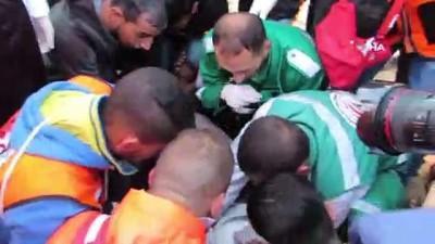 - İsrail Askerleri Gerçek Mermiyle Saldırdı: 11 Yaralı