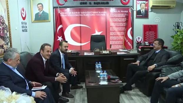 kabiliyet - 'İzmir'de işimiz gücümüz millete hizmet etmektir' - İZMİR