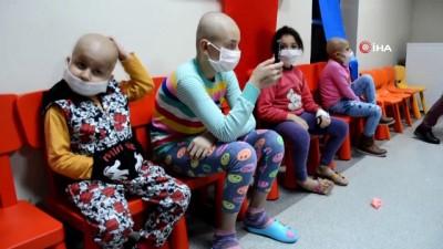 - Lösemili çocuklar moral etkinliğinde buluştu