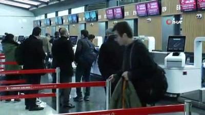 destina -  THY, İstanbul Havalimanı'ndan Trabzon'a ilk tarifeli seferini gerçekleştirdi