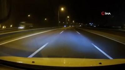 direksiyon -  Trafik magandası 5 kişiyi canından ediyordu...O anlar kamerada