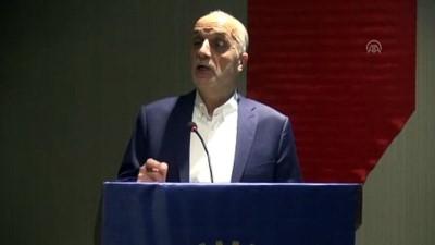 darbe girisimi - Türk-İş Genel Başkanı Atalay: '15 Temmuz'daki haykırışımızı izlesinler' - BOLU