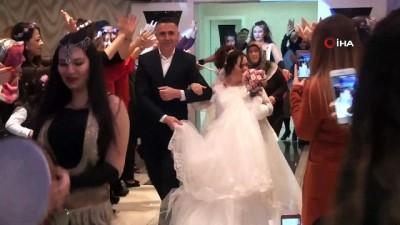 Yenimahalle'de düğünlerin en güzeli yapıldı