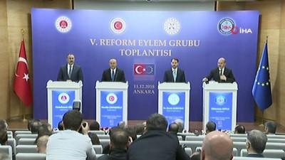Adalet Bakanı Gül: 'Reform sürecini canlandırma yönündeki dikkatimizi katılım süreci ilişkili siyasi beklentilerin de ötesinde temelde vatandaşlarımızın memnuniyeti üzerine yoğunlaşıyoruz'