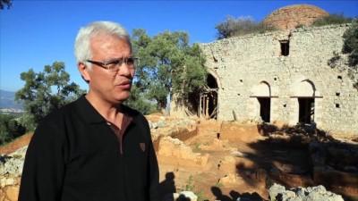 Antik kentteki Yelli Camisi 500 yıl sonra ibadete açılıyor - MUĞLA