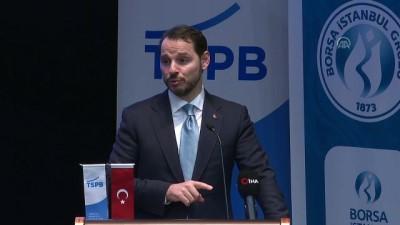 Bakan Albayrak: 'Sermaye piyasalarını büyütürken arz tarafı kadar talep tarafını da dikkate almak gerekmektedir' - İSTANBUL