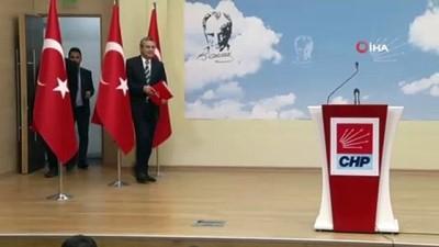 CHP'den İYİ Parti ile devam eden ittifak görüşmelerine ilişkin açıklama