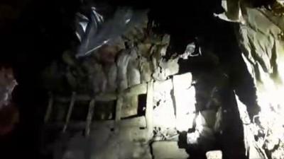 mermi - Mehmetçik'ten teröristlerin kış üslenmesine darbe - TUNCELİ