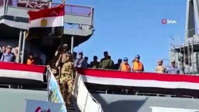 hava kuvvetleri -  - Mısır Ve Ürdün Ortak Tatbikatı Başladı