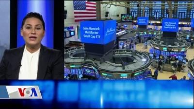 New York Borsasındaki Sert Düşüşler Kaygıya Yolaçtı