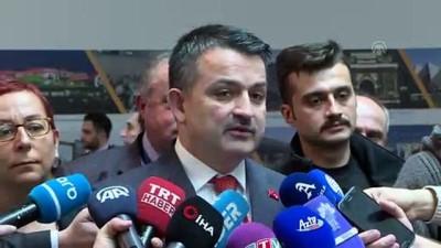 Pakdemirli: 'Türkiye ve Azerbaycan bölgenin refahından daha fazla pay almalı' - BAKÜ