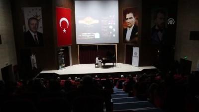 piyanist - Rus piyanist Gülbadamova konser verdi - TEKİRDAĞ