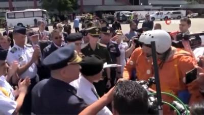- Rus Uçak Filosu Venezuela'ya Geldi