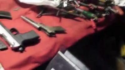 ozel harekat polisleri - Silah kaçakçılarına yönelik operasyon - OSMANİYE