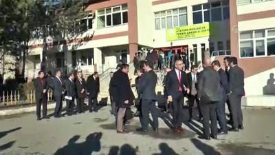 Sivas'ta'yüksek gerilim' öğrencileri yetiştiriliyor