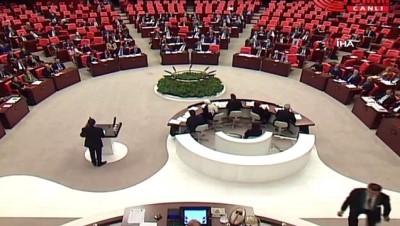 - TBMM'de Atatürk'ün vasiyeti tartışması